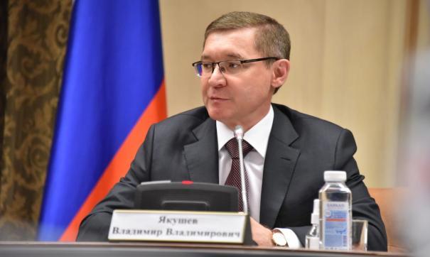 Полпред считает, что регионы Урала должны активнее продвигать свои интересы в парламенте