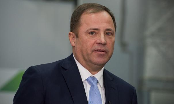 Полномочный представитель президента России в ПФО встретился с губернатором Самарской области Дмитрием Азаровым