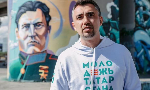 Министр по делам молодежи Татарстана Дамир Фаттахов стал одним из участников ПМЭФ-2021