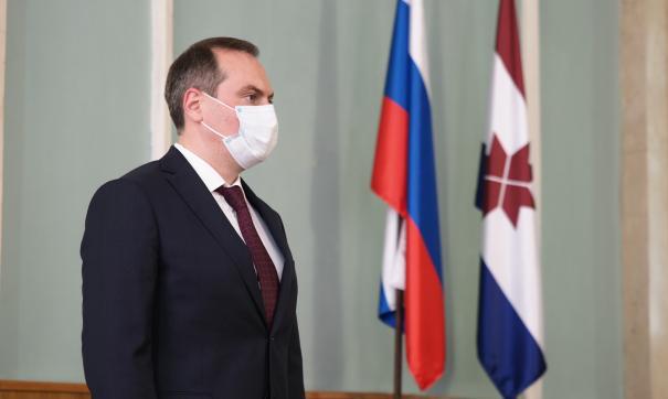 Временно исполняющий обязанности главы республики сообщил о своем решении выдвинуть свою кандидатуру на выборах главы Мордовии