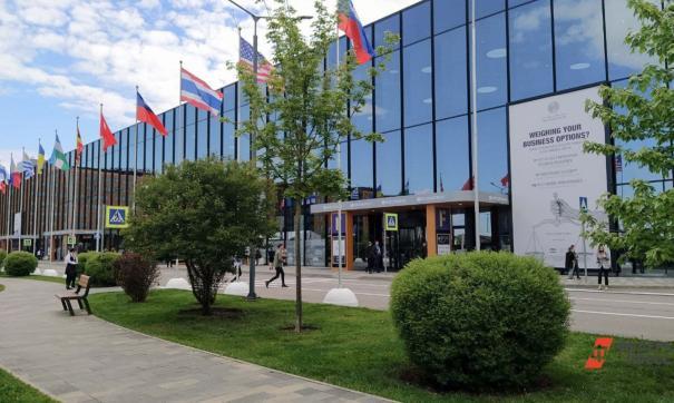 На ПМЭФ представлена выставочная экспозиция «ЭР-Телеком Холдинг»