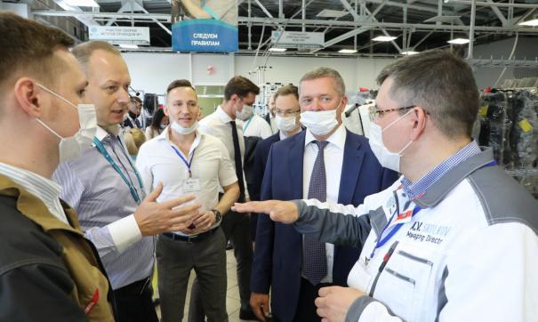 О своем участии в проекте заявили 146 предприятий региона
