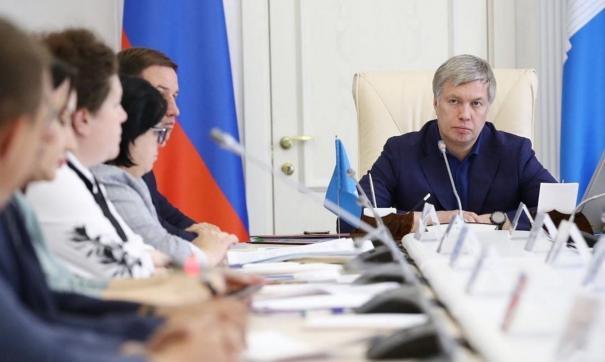 Врио главы Ульяновской области Алексей Русских всерьез задумался о продвижении имиджа вверенного ему региона