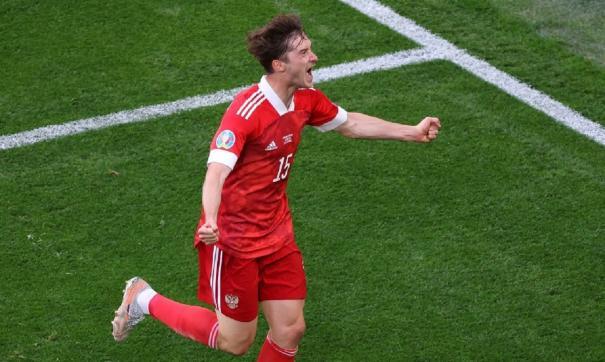 Следующий матч россияне проведут 21 июня против сборной Дании