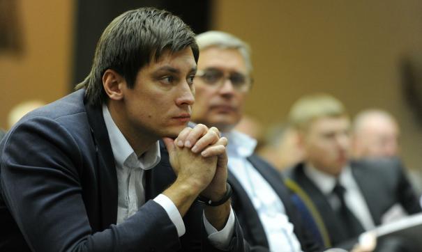 Дмитрий Гудков задержан на двое суток