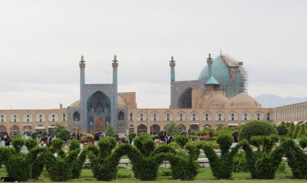 Иран начнет принимать группы российских туристов без виз