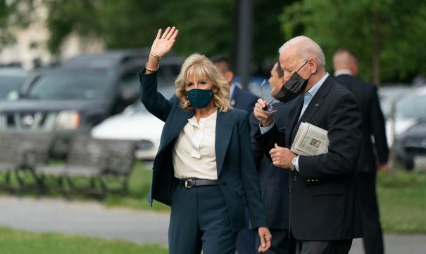 Джилл Байден сообщила, готов ли американский президент к турне