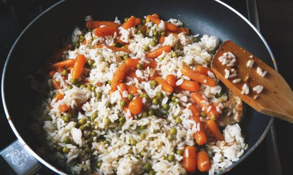 Китаянка поделилась секретами приготовления идеального риса