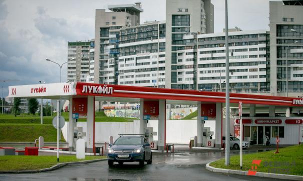 Правительство сдерживает рост цен на бензин