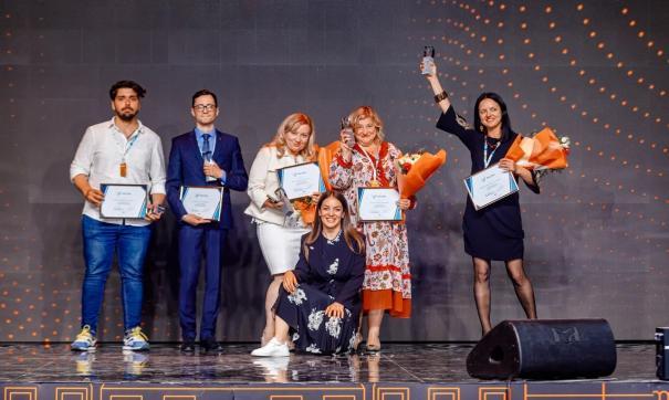 Глава Ростуризма Зарина Догузова лично поздравила конкурсантов с победой