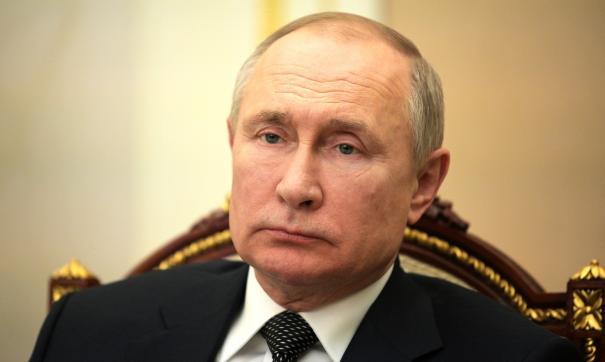На прямой линии Путину задали только один вопрос о ПФО