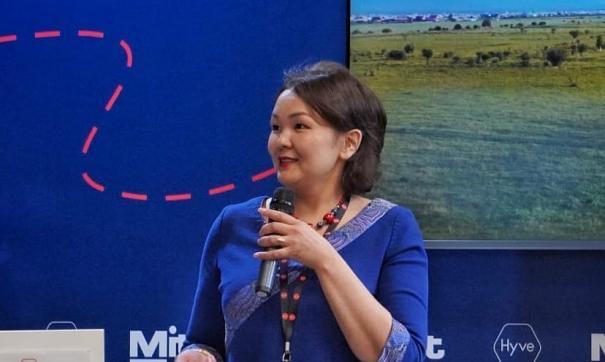Мария Бадмацыренова оставила пост министра туризма Бурятии