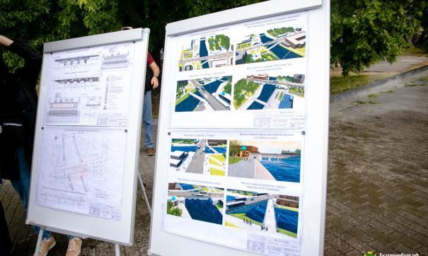 Новый переход планируется построить только с южной стороны моста