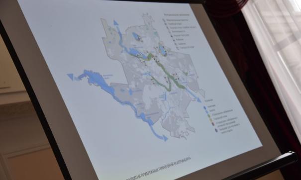 Проекты пяти участков набережной уже разработаны