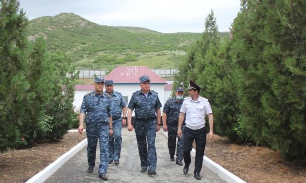 Александр Мешков встретился с коллегами из Дагестана