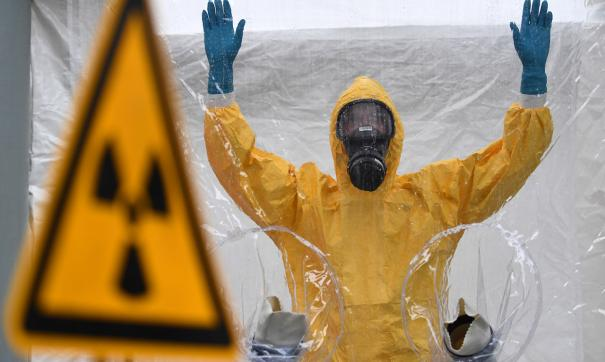 Из-за радиационной опасности в Ленобласти объявили режим повышенной готовности