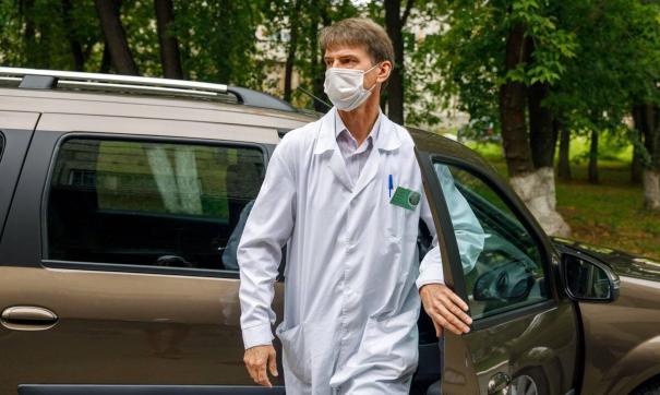 В приобретении машины помог депутат Екатеринбургской городской думы