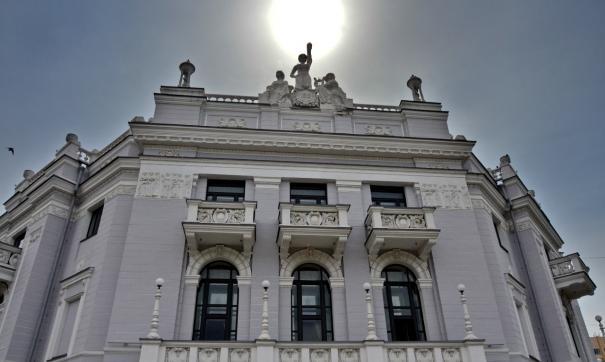 Оперный театр отремонтируют