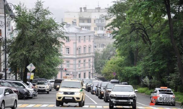 Столица Приморья получит 1,6 миллиардов рублей на благоустройство города