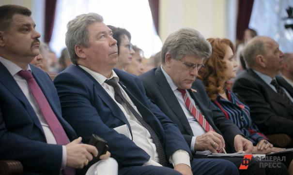 В минувшие выходные был арестован глава ПФР по Челябинской области Виктор Чернобровин