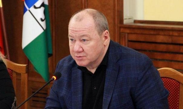 Новосибирское заксобрание отправило депутата Александра Морозова в досрочную отставку