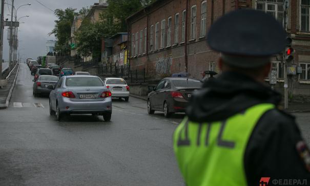 В Кузбассе водитель-подросток спровоцировал погоню