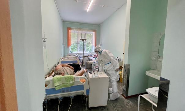 В Иркутской области разворачивают дополнительные места для больных коронавирусом