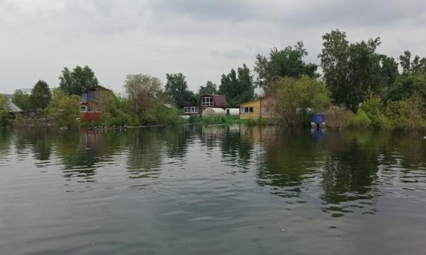 Число подтопленных участков в Приангарье выросло в четыре раза