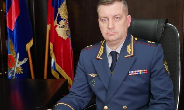 Андрей Попето стал врио ГУФСИН по Красноярскому краю