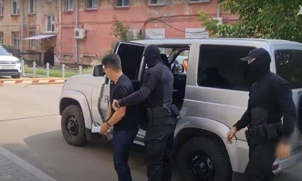 Высокопоставленный полицейский задержан