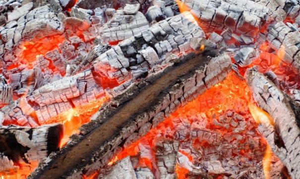 На месте пожара обнаружены четыре очага возгорания