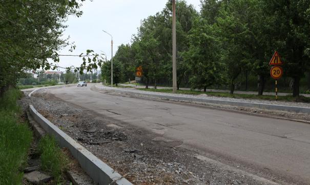 Всего в этом году ремонт пройдет на 21 дорожном участке Иркутска