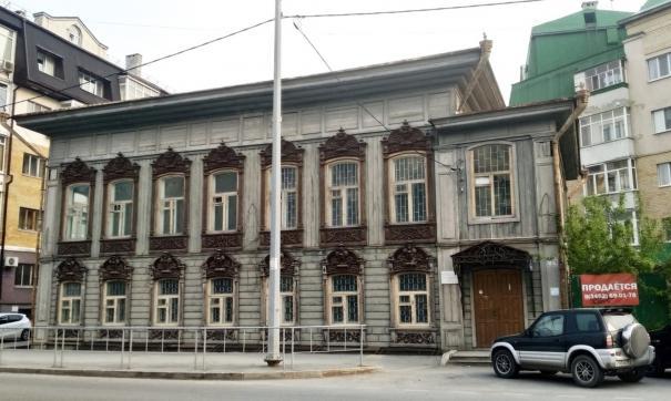 Дом Селеверстова-Брандта