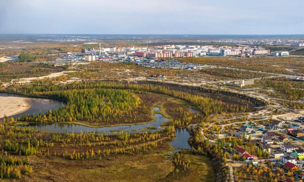 Ямальская земля