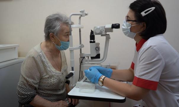 Тамара Тюрина – ветеран труда и более 50 лет проработала в медицине