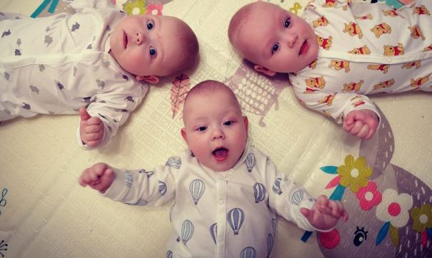 Оформить пособия необходимо в срок до 6 месяцев с момента рождения детей