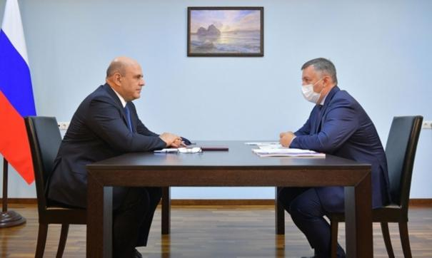 За один неполный день в Иркутске премьер-министр правительства РФ Михаил Мишустин потратил более 5 млрд рублей