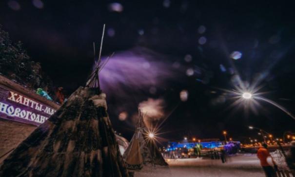Ханты-Мансийск запатентовал звание новогодней столицы Сибири