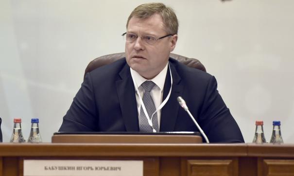 Бабушкин ввел новые коронавирусные ограничение в Астраханской области