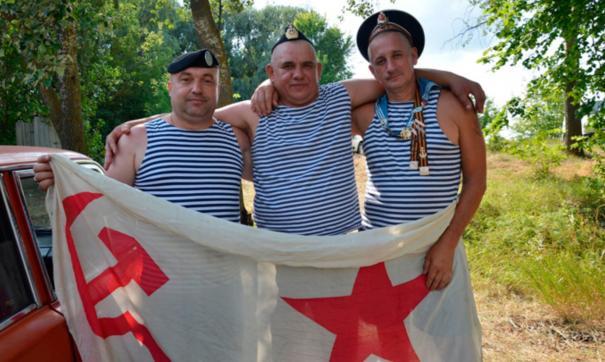 Мэру украинского города грозит срок за флаг ВМФ СССР