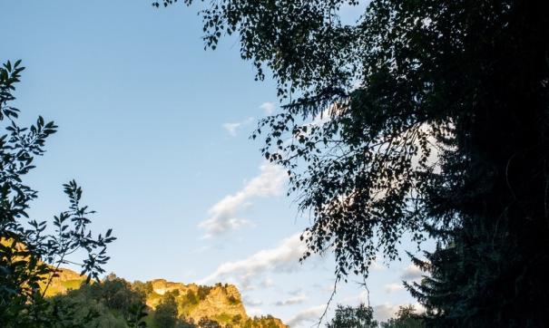 Московские туристы попали под камнепад в горах КБР
