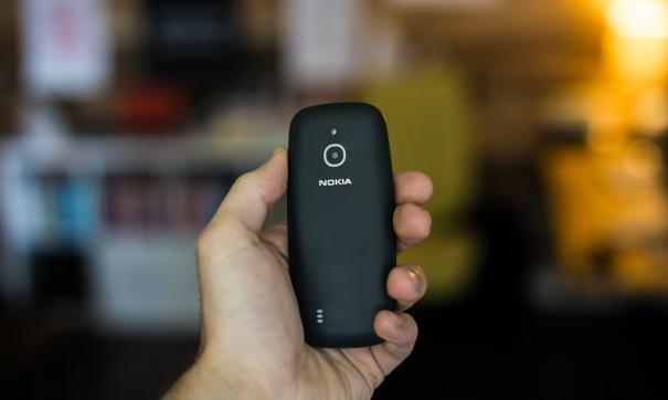 Nokia вернула легендарный телефон
