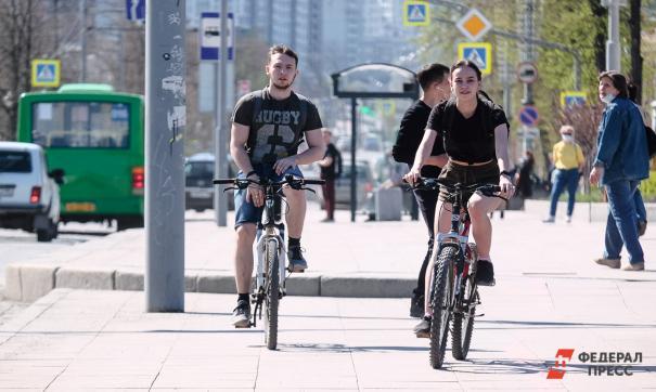 На велосипедах на работу добираются 43 % опрошенных южноуральцев