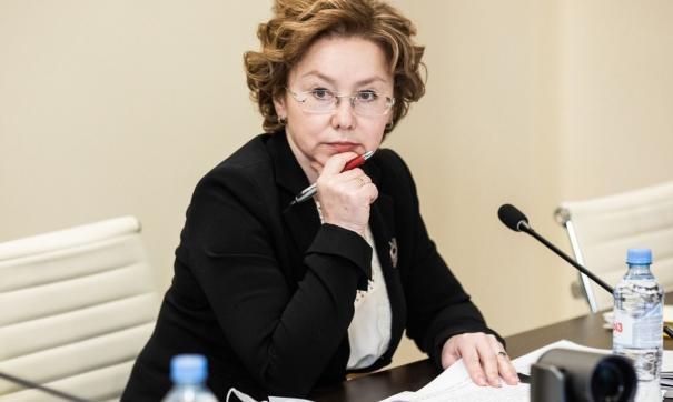 Ярилова проведет совещание по УрФО