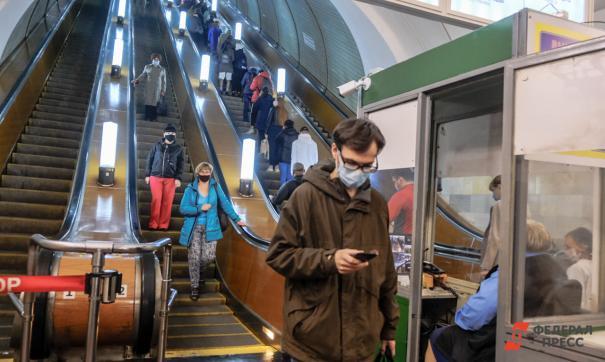 Пока в Казани работает лишь одна линия метро