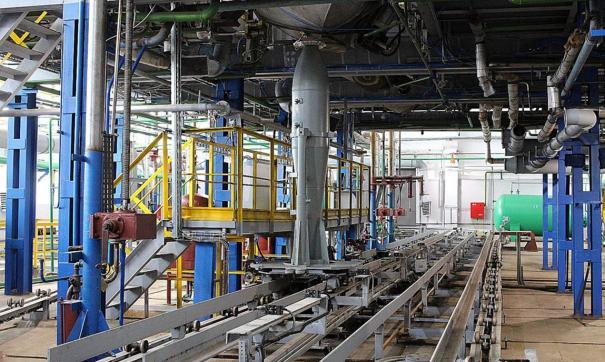 Завод имени Я.М. Свердлова - одно из крупных предприятий Дзержинска