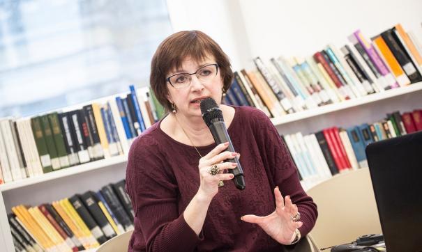 Анна Очкина опасается участвовать в выборах из-за обвинения в связях с иноагентом