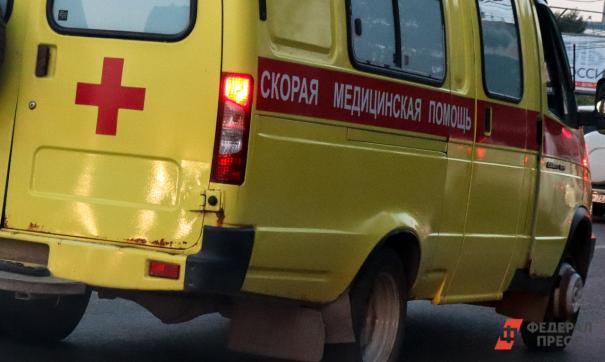В результате аварии пострадало пять человек, один ребенок погиб