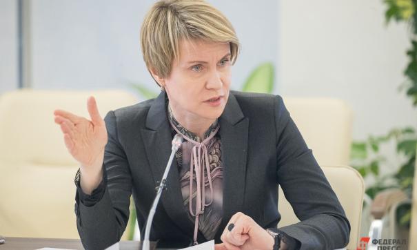 Елена Шмелева высоко оценила образование в Башкирии