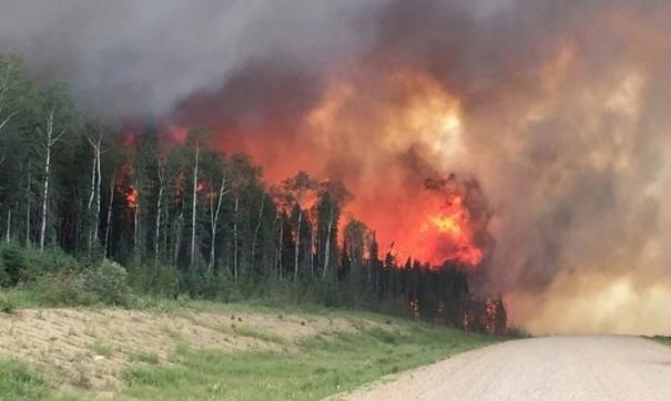 В Челябинской области продолжаются серьезные пожары